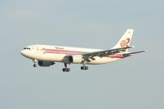 HS-TAA Airbus A300-600 de Thaiairway Imagem de Stock Royalty Free
