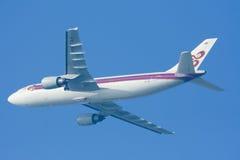 HS-TAH Airbus A300-600 de Thaiairway Imagens de Stock Royalty Free