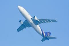 HS-TAN Airbus A300-600 de Thaiairway Imagens de Stock