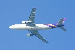 HS-TAP Airbus A300-600 de Thaiairway Foto de Stock