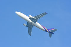 HS-TAP Airbus A300-600  of Thaiairway Royalty Free Stock Photo