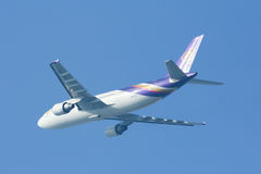 HS-TAP Airbus A300-600  of Thaiairway Stock Image