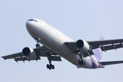 HS-TAS Airbus A300-600R de Thaiairway Fotografia de Stock Royalty Free