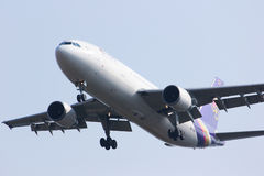 HS-TAS Airbus A300-600R of Thaiairway Royalty Free Stock Photography