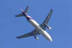 HS-TAT Airbus A300-600R de Thaiairway Imagem de Stock Royalty Free