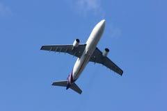 HS-TAT Airbus A300-600R de Thaiairway Foto de Stock Royalty Free