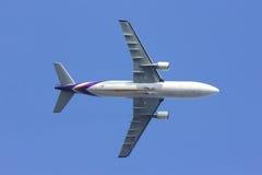 HS-TAT Airbus A300-600R de Thaiairway Fotografia de Stock