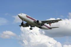 HS-TAW Airbus A300-600R de Thaiairway Imagens de Stock Royalty Free