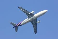 HS-TAX Airbus A300-600 de voie aérienne thaïlandaise Images libres de droits