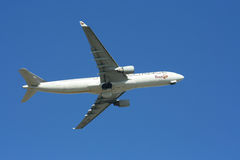 HS-TEL аэробуса A330-300 Thaiairway Стоковые Изображения