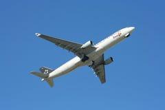 HS-TEL Aerobus A330-300 Thaiairway Zdjęcia Royalty Free