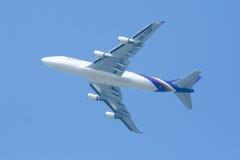 HS-TGB Boeing 747-400 Stock Photo
