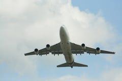 HS-TGH de Boeing 747-400 Thaiairway Fotos de Stock
