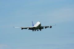 HS-TGH de Boeing 747-400 Thaiairway Imagem de Stock