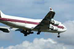 HS-TGL Boeing 747-400 de Thaiairway Photo stock