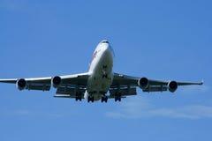 HS-TGX Boeing 747-400 de Thaiairway Images libres de droits