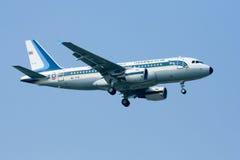 HS-TYR Airbus A319-100 Lizenzfreie Stockbilder