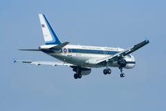 HS-TYR Airbus A319-100 Imagens de Stock