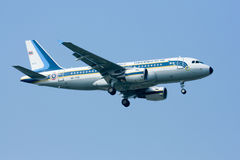 HS-TYR Airbus A319-100 Royalty Free Stock Images