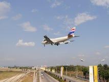 HS-UTQ Boeing 747-146B zdjęcie royalty free