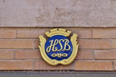 HSB sign Stock Images