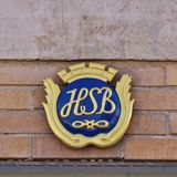 HSB sign Stock Photography