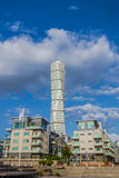 HSB Turning Torso Royalty Free Stock Image