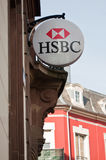 HSBC Bank agency Stock Photos