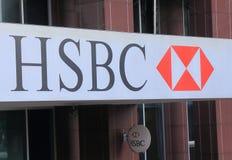 HSBC bank Stock Photos