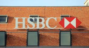 HSBC Bank Royalty Free Stock Photo