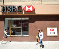 HSBC BANK Stock Photos