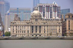 HSBC Building, the Bund, Shanghai, China Stock Images
