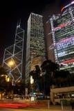 HSBC & China Bank Royalty Free Stock Photos