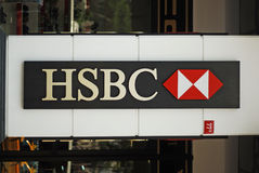 HSBC Stock Images