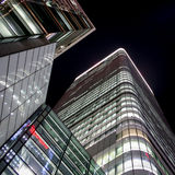 HSBC Tower, Docklands, London Stock Photography
