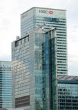 HSBC Tower Stock Images