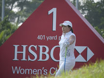 Hsbc Womens 2010 golf Championship Royalty Free Stock Photo