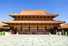 Hsi lai Temple Stock Photography