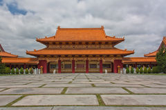 Hsi Lai Temple Stock Photo