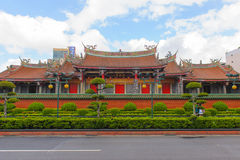 Hsin Tian Kong a Taipeh Fotografie Stock Libere da Diritti