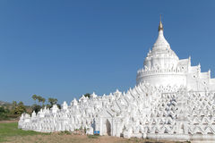 Hsinbyume Pagoda Royalty Free Stock Photography