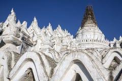 Hsinbyume Pagoda - Mingun - Myanmar Royalty Free Stock Photography
