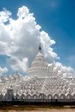 Hsinbyume pagoda w Myanmar Obraz Stock