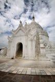 Hsinbyume Paya in Mingun; Myanmar Royalty Free Stock Image