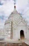 Hsinbyume Paya in Mingun; Myanmar Stock Photography