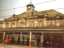 Hsinchu-Bahnstation Stockbilder