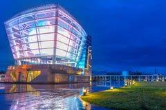 Hsinchu Taiwan Pavilion Expo Park Stock Image