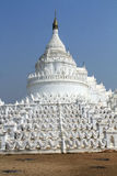 Hsinphyumae pagod 3 Arkivfoto