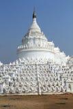 Hsinphyumae Pagoda 3 Stock Photo