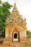 Hsu Taung Pyi Pagoda, Bagan Archaeological Zone, Myanmar Lizenzfreie Stockfotos